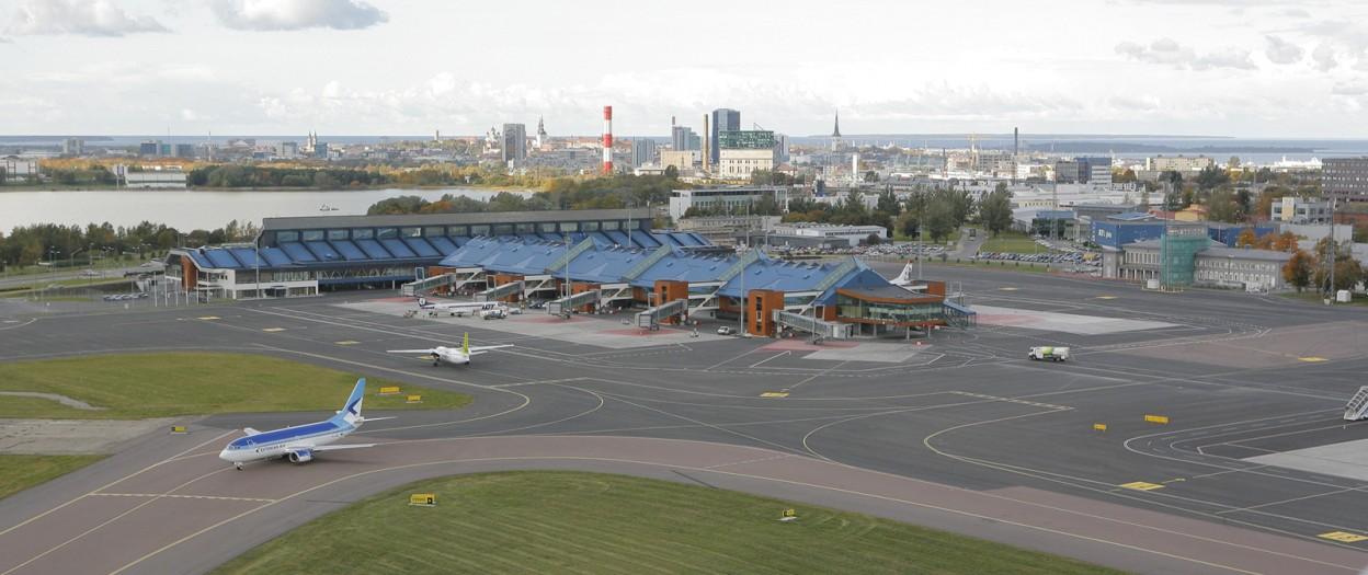 tallinn lennujaam