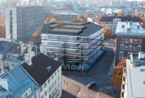 Arhitekt Erik Nobeli võidukavand